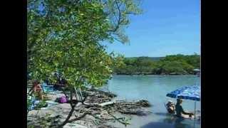 La isla de guilligan, Guánica - Puerto Rico