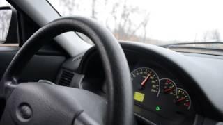 Lada Priora 1.6 vs Chevrolet Lacetti 1.6