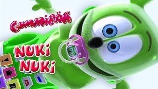 Repeat youtube video Nuki Nuki (The Nuki Song) Full Version Gummy Bear
