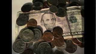 No money in my pocket
