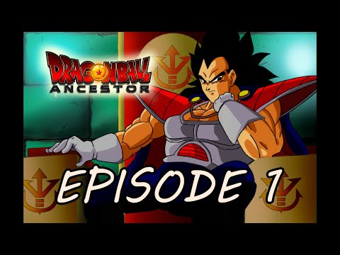 Dragon Ball Ancestor Fan made serie Episode 1 : The vengeance of the emperor
