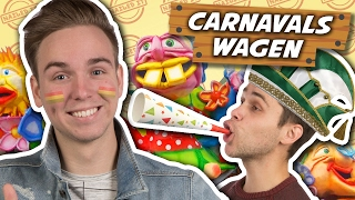 CARNAVALSWAGEN BOUWEN! - Nailed it #4