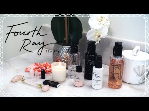 Fourth Ray Beauty Skincare Review!