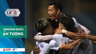 Highlights | Những hình ảnh không thể nào quên của LS V.League 1 - 2020 sau 2 vòng đầu | VPF Media