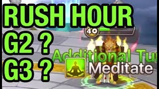 [Summoners War] RUSH HOUR : G2 ? G3 ? (with subtitles)