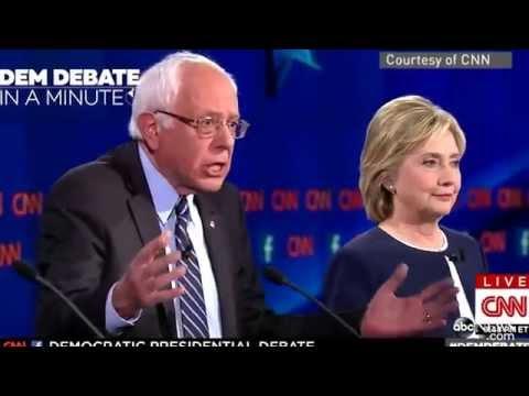 Democratic Presidential Debate  7 Moments That Mattered at the Las Vegas Forum
