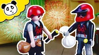 Playmobil Polizei - Einbruch an Silvester?! - Playmobil Film
