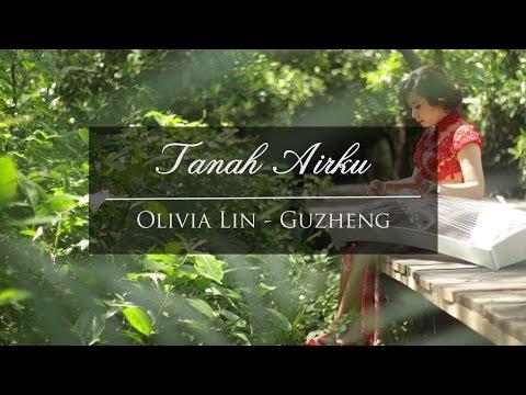 Tanah Airku - Olivia Lin Guzheng Cover
