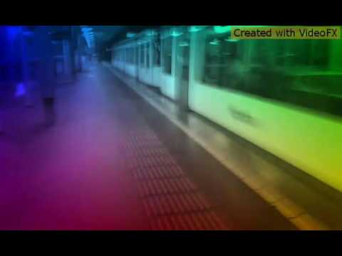 Alien Visitors - Hybrid Train