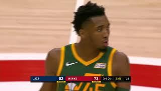 Utah Jazz vs Atlanta Hawks : March 21, 2019