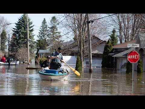 Understanding Quebec's Flood-risk Map And Its Controversy