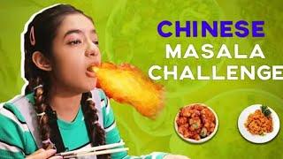 Strange Food Challenge Part - 2 | Jhansi Ki Rani Adventure | Anushka Sen's First Travel Vlog
