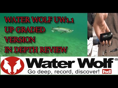 Water Wolf HD Camera (Review)