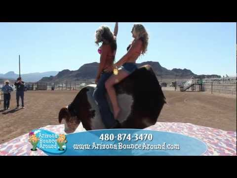 Tempe Mechanical Bull Rental, Rent Or Ride A Mechanical Bull In AZ, Arizona