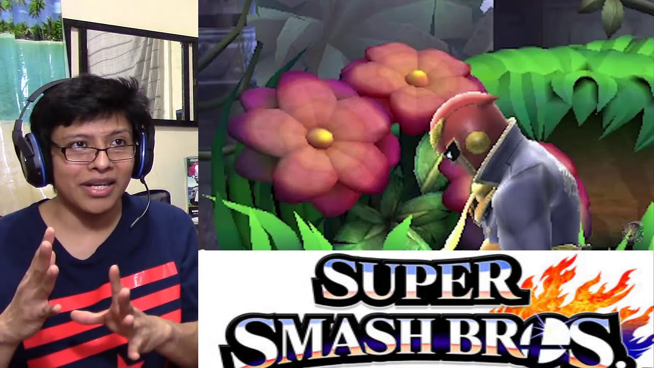 Super Smash Bros Brawl Sex 95