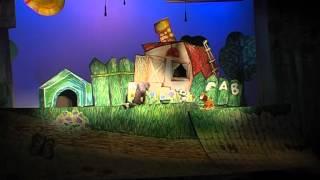 Кукольный театр представит пьесу Григория Остера «Котенок по имени Гав»