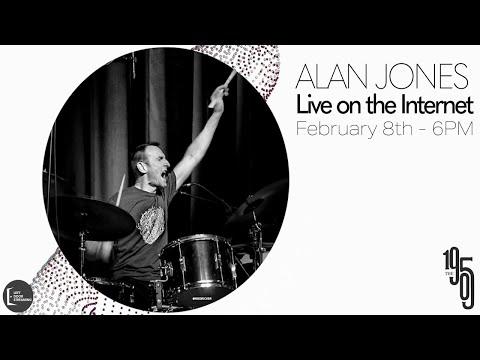 Alan Jones - Live At The 1905