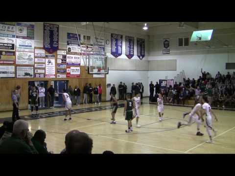 Clovis East vs Manteca High School Boys  Basketball 1st  Half LIVE 12/27/16