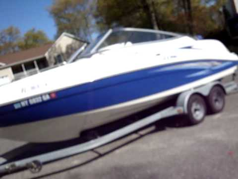 2007 Yamaha SX-230 HO~23ft~~~SOLD~~~ - YouTube