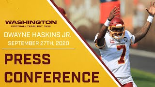 Post Game Press Conference | Washington Football Team vs. Cleveland Browns