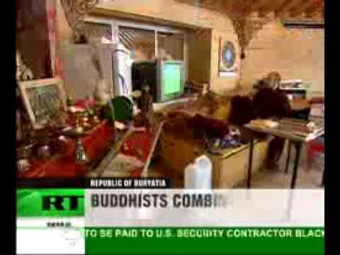 Buddhist Monks of Buryatia - RT 031909