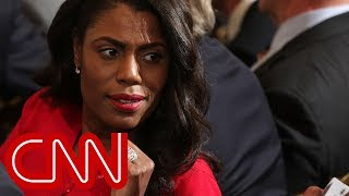Trump campaign takes legal steps against Omarosa