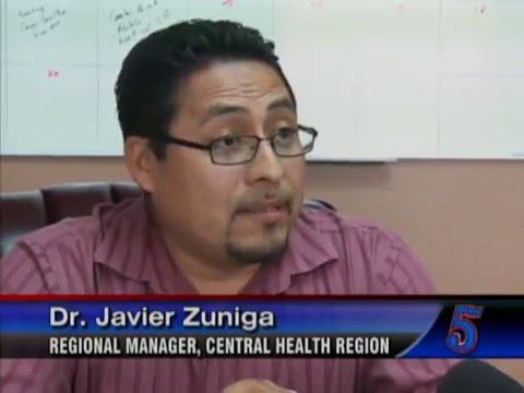 Health Statistics Indicate that Belize District Residents are Severly Overweight