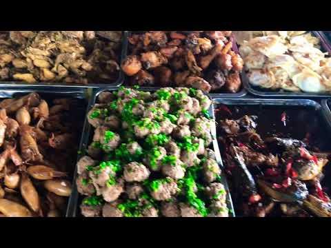 Дешовая еда в Нячанге Вьетнаме / Поесть в Нячанге за 1 доллар
