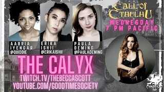 "The Calyx | Call of Cthulhu ""Saturnine Chalice"" Pt 2 