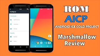 Aicp marshmallow Rom 6.0.1 Review on oneplus one | Game of Roms |