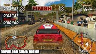Cara Download Game Sega Rally Revo PPSSPP Android