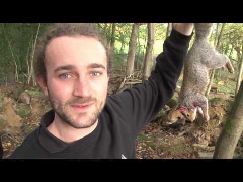 Airgun Squirrel Shoot