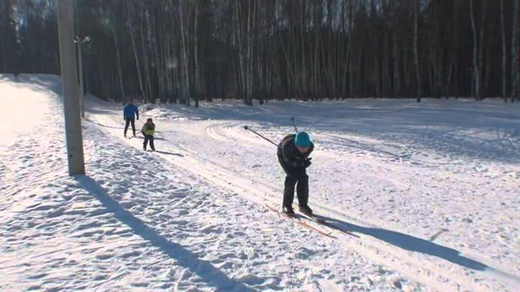 Лыжный центр в дмитрове