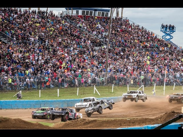 Weege Show: Off-Road Truck World Championships