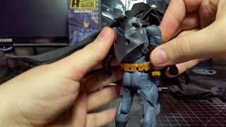 Amazing Yamaguchi Batman Wired Cape Installation