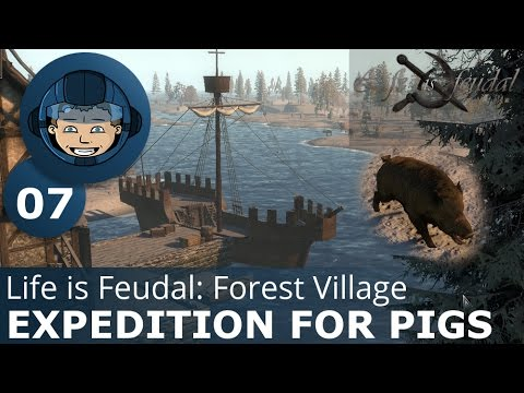 EXPEDITION FOR PIGS - LiF - Forest Village: Ep. #7 - Gameplay & Walkthrough