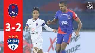 Hero ISL 2018-19 | Delhi Dynamos FC 3-2 Bengaluru FC | Highlights