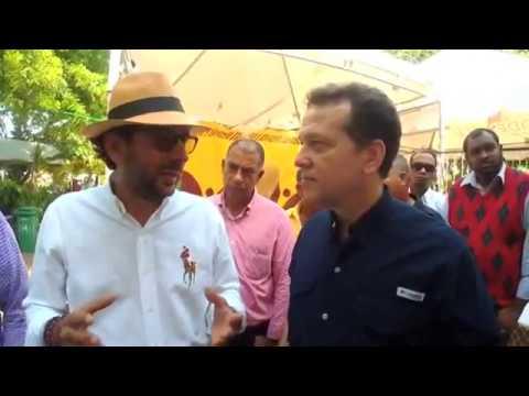Ito Bisonó  Recorriendo La Feria Ecoturistica De Cabrera