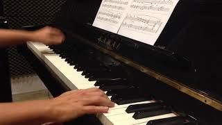 I wonder as I wander - Martha Mier Christmas piano jazz / Masha Sharova PIANO