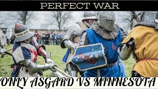 ONLY ASGARD VS MINNESOTA PERFECT WAR   Ground & Air attacks   CLASH OF CLANS
