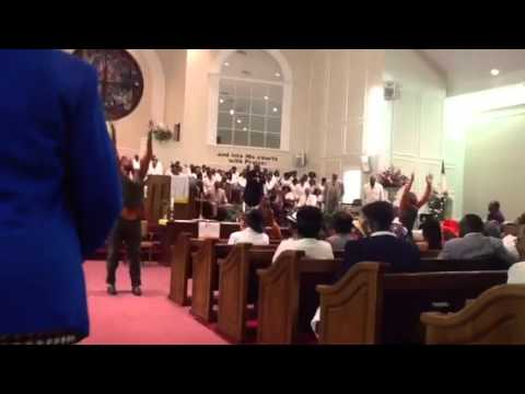 Dr. Donald Parsons - Spring Revival 2014 ( The Fee...