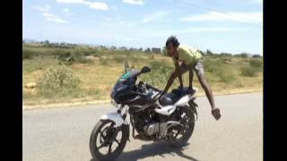 bikes stunts in kadapa