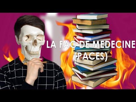 LA FAC DE MEDECINE (PACES) - RiadhOFG