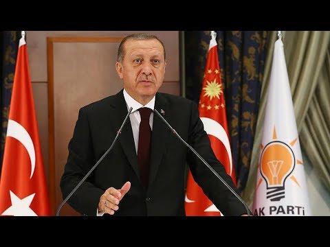 Cumhurbaşkanı Erdoğan: Milletimizin karşısına 180 günlük eylem planı ile çıkacağız