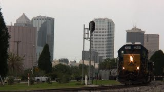 CSX Amtrak Florida Trains