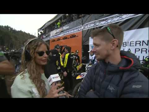 MXGP of Patagonia Argentina 2015 - Replay MXGP Race 2