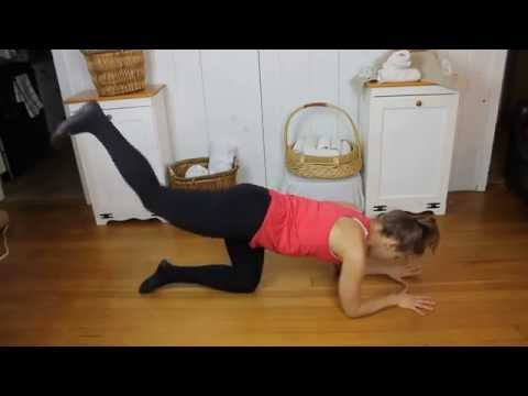 Shaped By Sherri: 10 minute Glutes