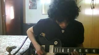 Litfiba-Apapaia(Guitar Cover)