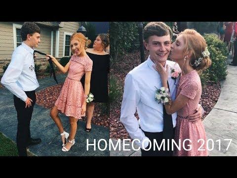 Homecoming Vlog Senior Year