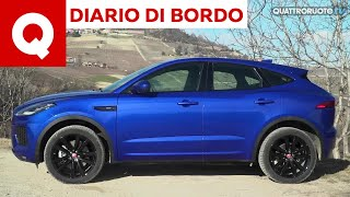 Jaguar E-Pace 2.0 benzina AWD: una settimana di prova in 6 minuti